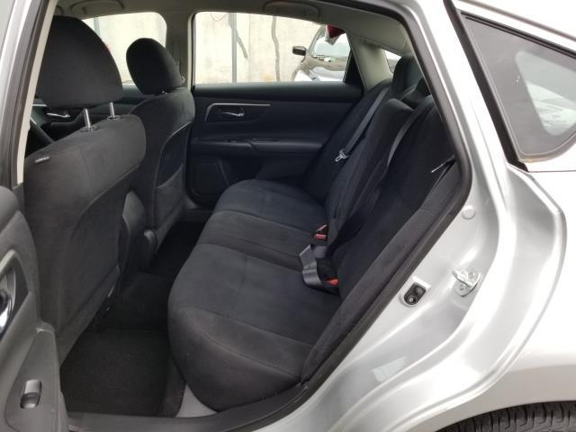 2015 Nissan Altima 2.5 9