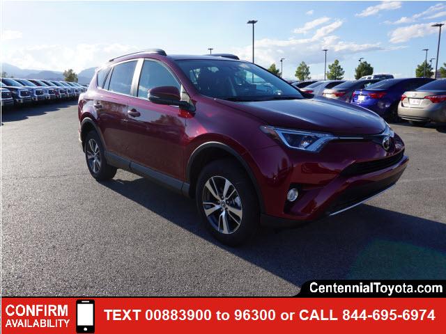 2018 Toyota RAV4 LIMITED Sport Utility Las Vegas NV