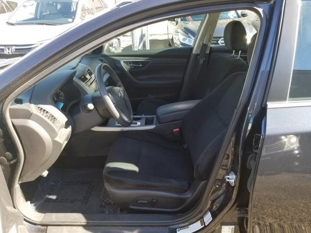2015 Nissan Altima 2.5 S 8