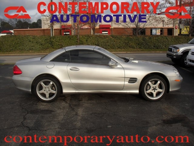 2003 Mercedes-Benz SL-Class 2dr Roadster 5.0L for sale in Tuscaloosa, AL