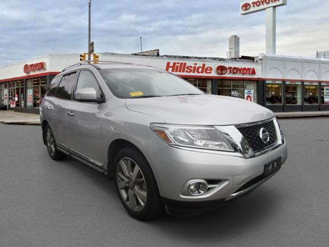 2016 Nissan Pathfinder PLATINUM Sport Utility Jamaica NY