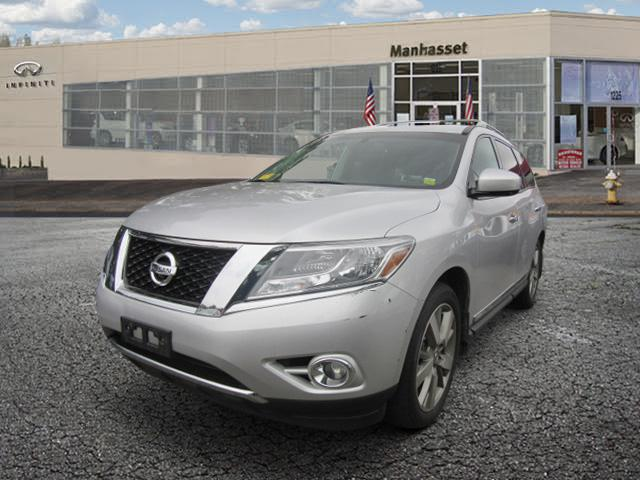 2016 Nissan Pathfinder Platinum 0