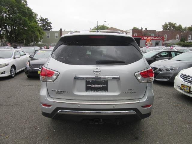 2016 Nissan Pathfinder Platinum 4
