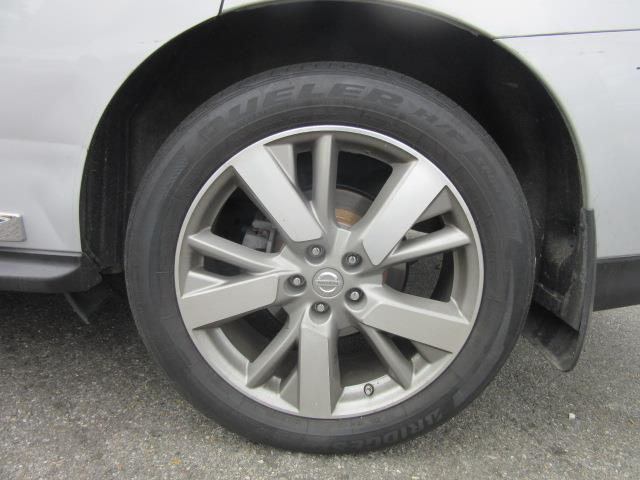 2016 Nissan Pathfinder Platinum 9