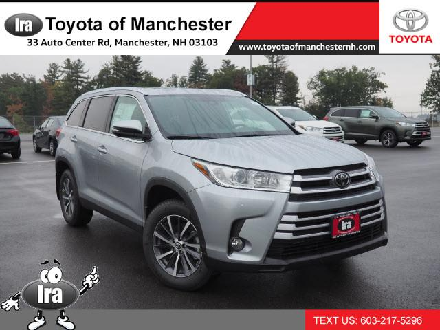 2019 Toyota Highlander XLE for sale in Manchester, NH