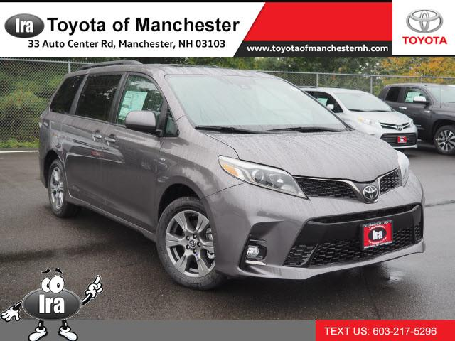 2019 Toyota Sienna SE for sale in Manchester, NH