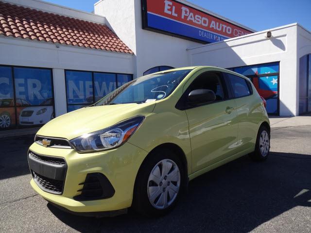 2017 Chevrolet Spark LS for sale in El Paso, TX