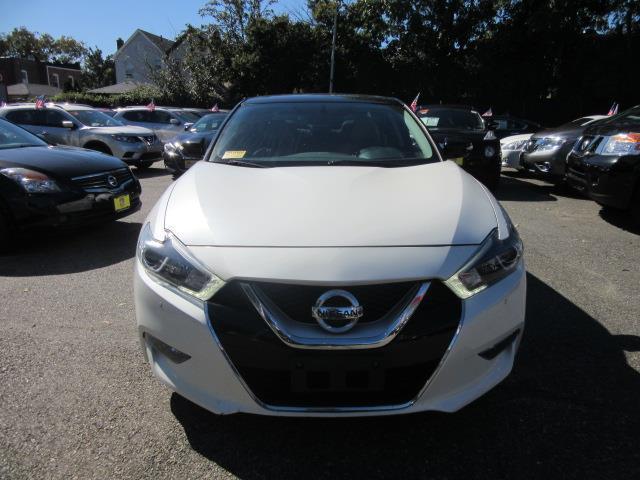 2016 Nissan Maxima 3.5 SR 5