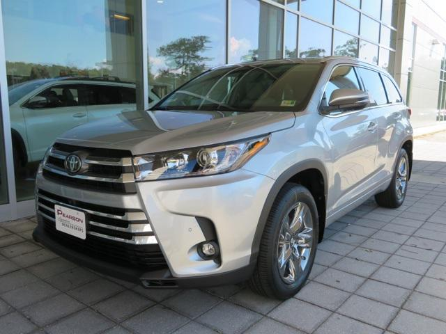 2019 Toyota Highlander LIMITED PLATINUM Sport Utility Newport News VA