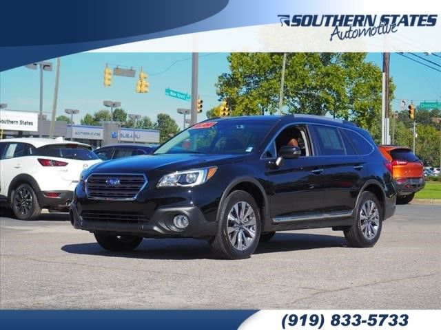 2017 Subaru Outback TOURING Sport Utility Raleigh NC