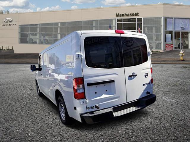 2017 Nissan NV Cargo S 0