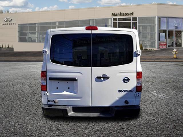 2017 Nissan NV Cargo S 1