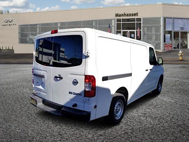 2017 Nissan NV Cargo S 2