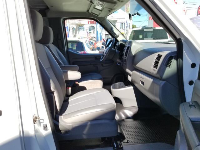 2017 Nissan NV Cargo S 9