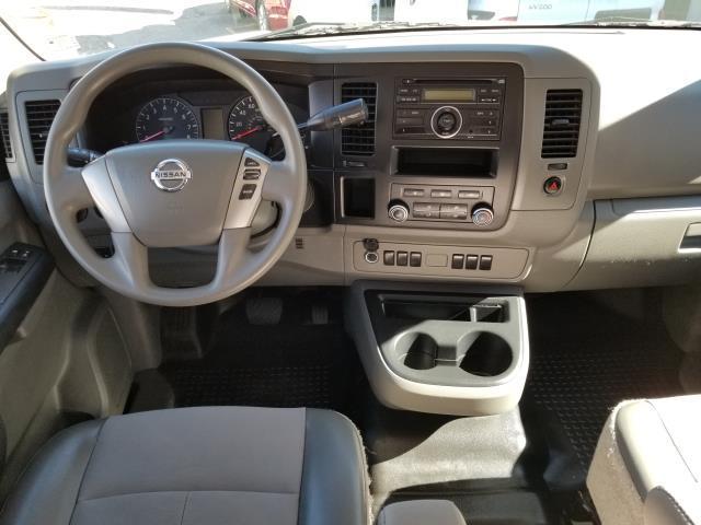 2017 Nissan NV Cargo S 13