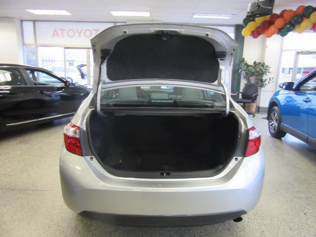2016 Toyota Corolla LE 3