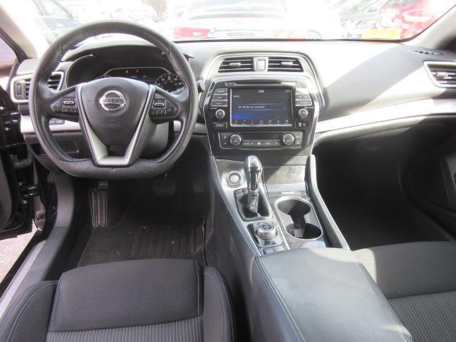 2016 Nissan Maxima 3.5 S 12