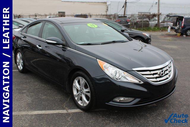 2013 Hyundai Sonata Limited PZEV for sale in Hempstead, NY