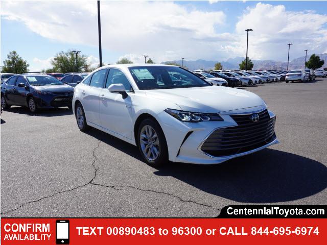 2019 Toyota Avalon HYBRID XLE 4dr Car Las Vegas NV