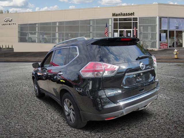 2016 Nissan Rogue SL 1