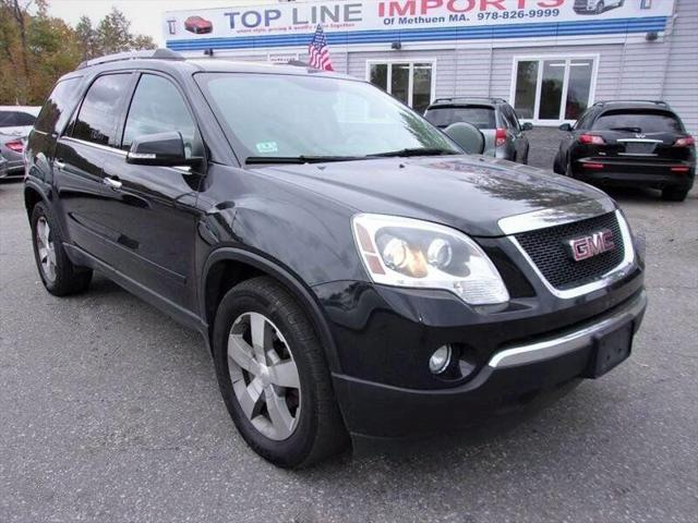 2012 GMC Acadia SLT1 for sale in Haverhill, MA
