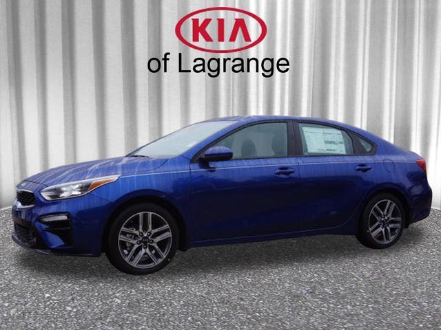 2019 Kia Forte S 4dr Car Lagrange GA