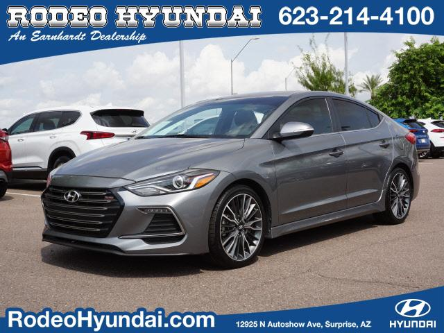 2018 Hyundai Elantra Sport for sale in Surprise, AZ