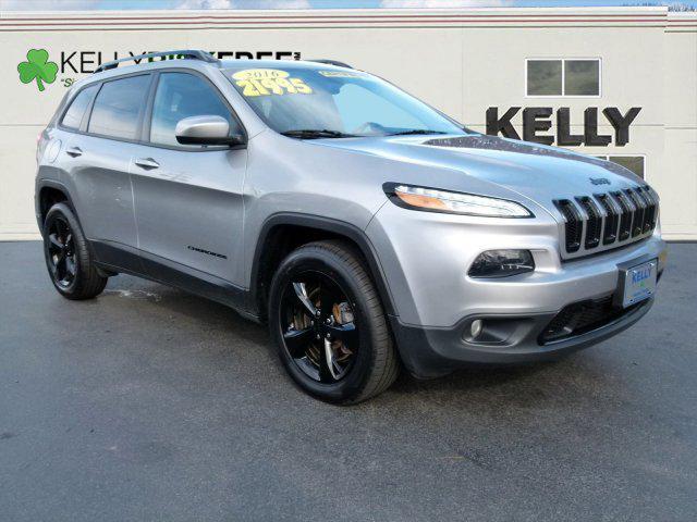 2016 Jeep Cherokee ALTITUDE Sport Utility Emmaus PA