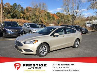 2017 Ford Fusion SE for sale in Taunton, MA