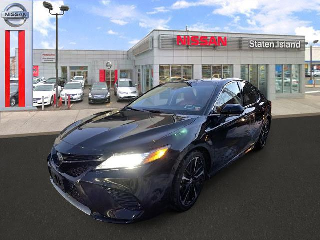 2018 Toyota Camry XSE [9]