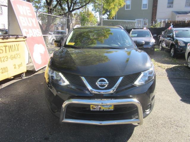2017 Nissan Rogue Sport SV 5