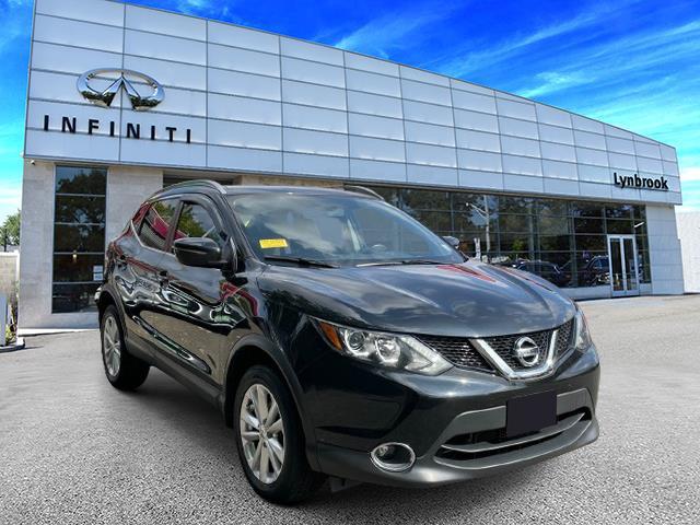 2017 Nissan Rogue Sport SV [0]