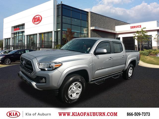 2017 Toyota Tacoma SR5 Short Bed Lagrange GA