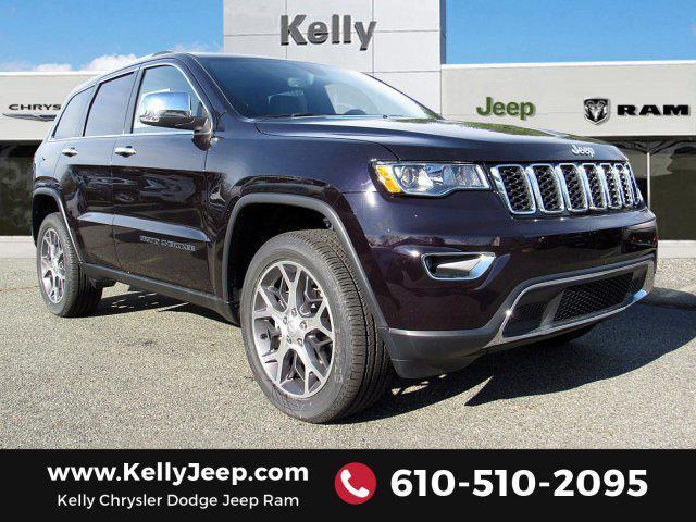 2019 Jeep Grand Cherokee LIMITED Sport Utility Emmaus PA