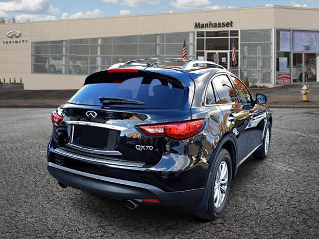 2015 INFINITI QX70 AWD 4dr 0