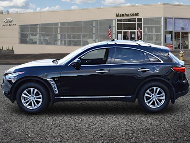 2015 INFINITI QX70 AWD 4dr 2