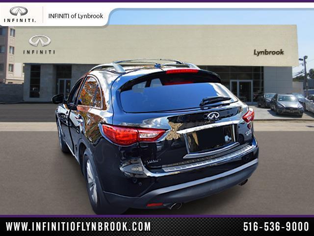 2015 INFINITI QX70 AWD 4dr 1