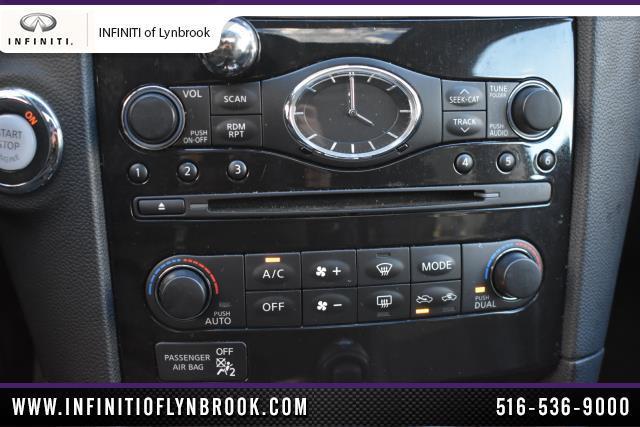 2015 INFINITI QX70 AWD 4dr 17