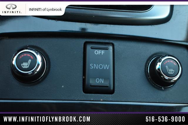 2015 INFINITI QX70 AWD 4dr 19