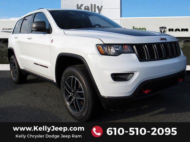 2019 Jeep Grand Cherokee TRAILHAWK Sport Utility Emmaus PA