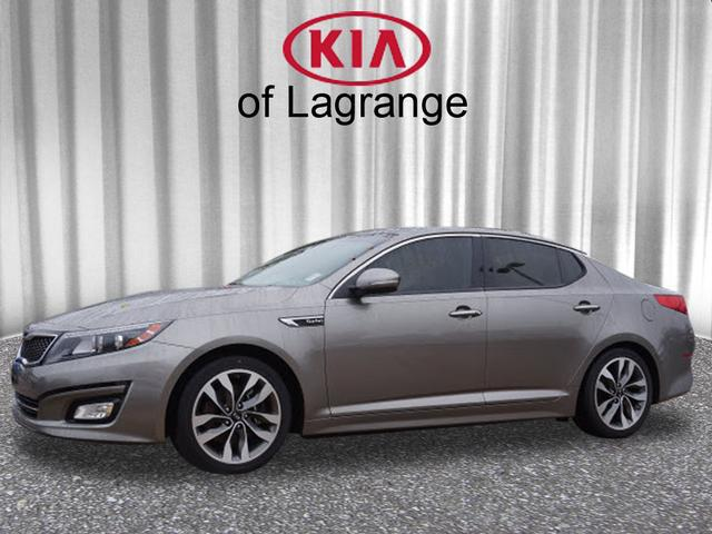 2015 Kia Optima SX TURBO 4dr Car Lagrange GA