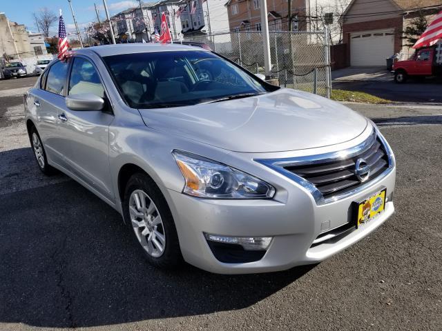 2015 Nissan Altima 2.5 S 5