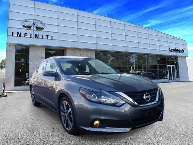 2016 Nissan Altima 2.5 SR [4]