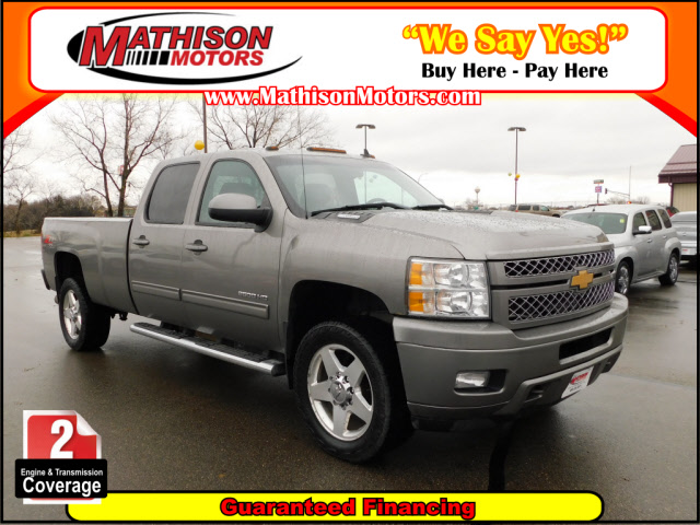 Used Chevrolet Silverado-2500HD 2013 MATHISON Ltz