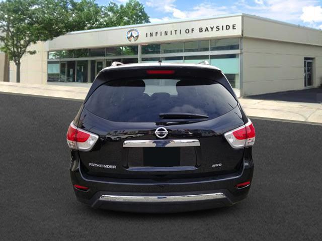 2015 Nissan Pathfinder S 2