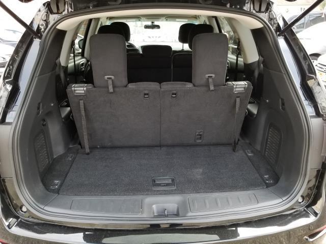 2015 Nissan Pathfinder S 7