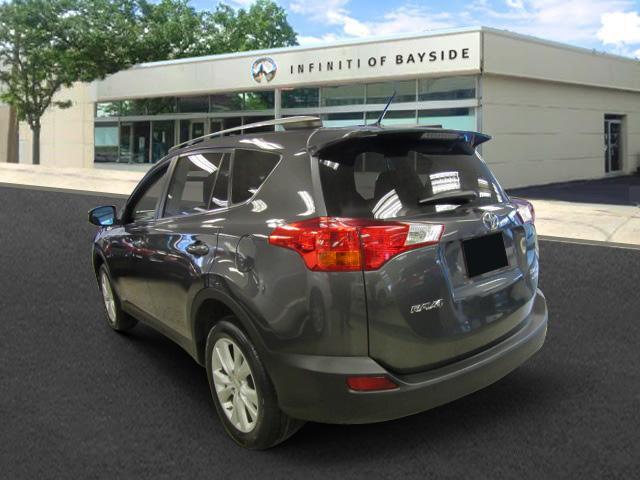 2015 Toyota RAV4 Limited 1