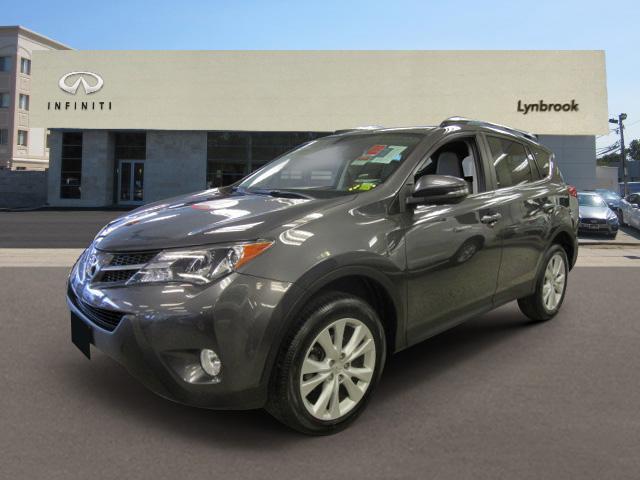 2015 Toyota RAV4 Limited 0