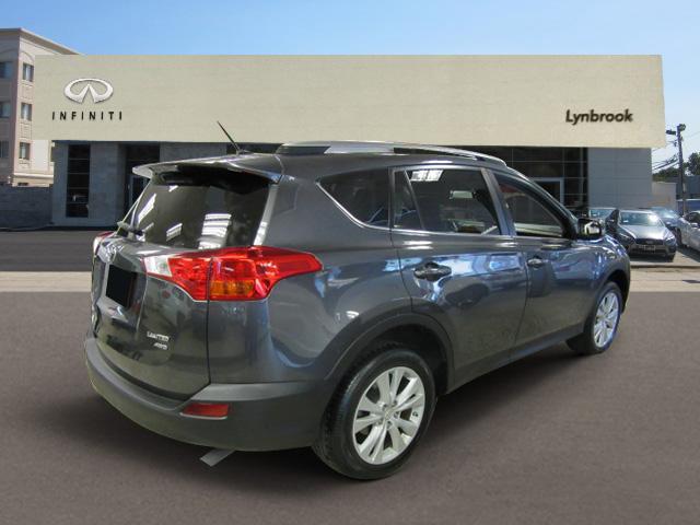 2015 Toyota RAV4 Limited 2