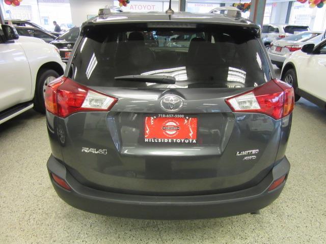 2015 Toyota RAV4 Limited 3
